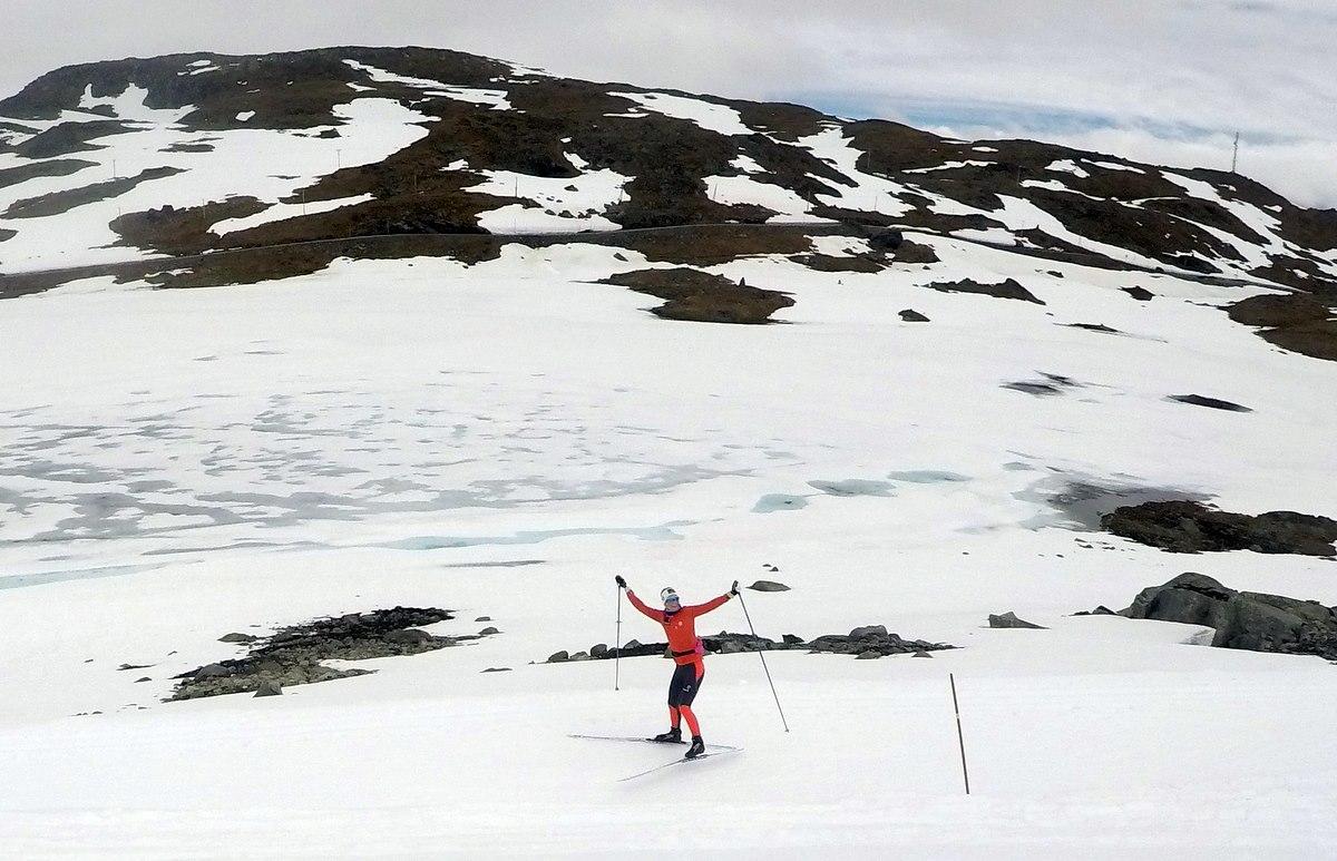 lette langturer på ski flere uker