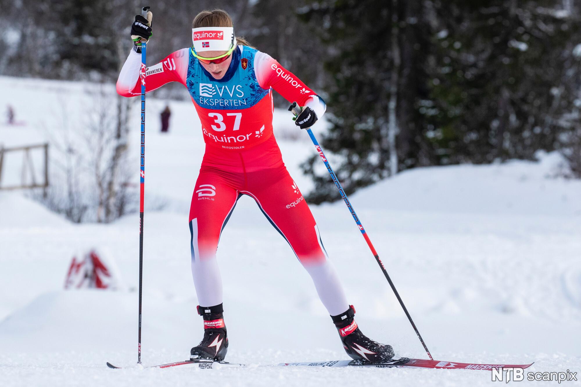 Mathilde Skjærdalen Myhrvold